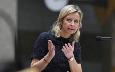 Minister Ollongren: 'Prima dat Purmerend zelf woningen neerzet'